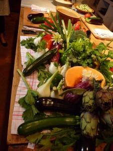 En cuisine avec un chef provençal