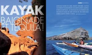 Un séjour de kayak ensoleillé au Mexique.