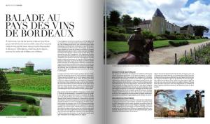 Vins de Bordeaux - Anne Pélouas - journaliste