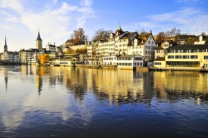 Vieille ville de Zurich. Copyright by: Switzerland Tourism By-Line: swiss-image.ch / Rubiano Soto