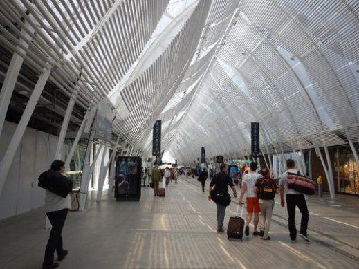 Train TGV Paris-Barcelone - Anne Pélouas