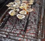 Huîtres barbecue-@AnnePélouas