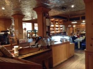 Bienvenue au petit déjeuner et au lunch au Baluchon !